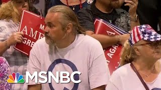 How QAnon Conspiracy Is Moving Closer To Political Mainstream | Morning Joe | MSNBC