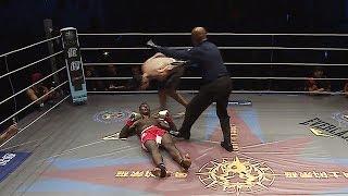 Reverse!Alex Pereira KO Israel Adesanya!