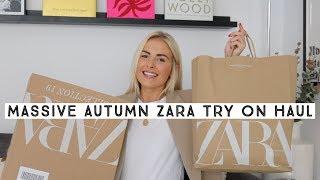 ZARA TRY ON HAUL AUTUMN 2019   Ruby Holley