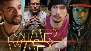 AMC Movie Talk – STAR WARS VII Nearly Directed By David Fincher