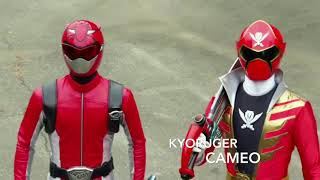 All Super Sentai Pre Season Cameos
