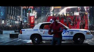 Spiderman vs Electro full scene English Audio