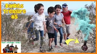 Treasure Hunt - Search For The Bandits Cash Part 5💰 Genie In A Bottle / That YouTub3 Family