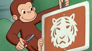 Curious George 🐵Signs Up 🐵 Kids Cartoon 🐵 Kids Movies | Videos for Kids