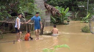 Tin Mưa Lũ : Mưa lũ và áp thấp nhiệt đới gây nhiều thiệt hại nặng cho các địa phương