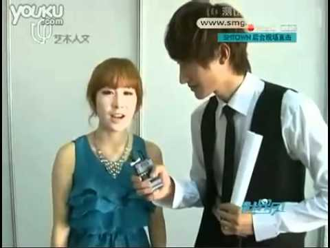 100925 Zhang Li Yin Cut in Korean Impression
