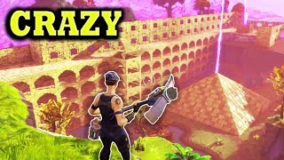 Fortnite Funny and WTF Moments (CRAZY BASE!) (Battle Royale)