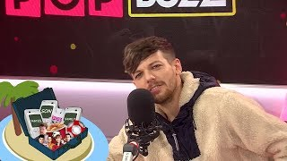 Louis Tomlinson Takes On A Game Of 'Desert Island Sh*t'   PopBuzz Meets