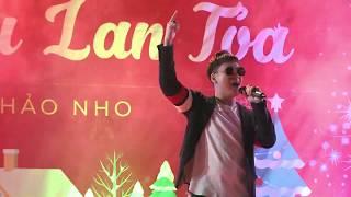 Hơi ấm giáng sinh - tình yêu lan tỏa, giáo xứ Hảo Nho - Chiếc khăn gió ấm, ca sĩ Khánh Phương