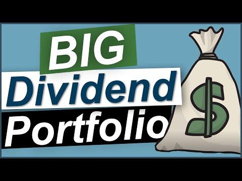 5%+ Dividend Portfolio - ETF Portfolio for BIG Dividends - Dividend ETFs