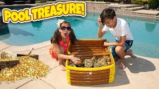 TREASURE X HUNT!!! The Challenge to Find The Gold!