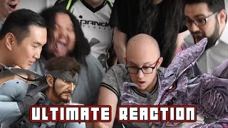 Smash Bros Ultimate Reaction (ft. PG's ESAM, MVD, Infiltration, Nakkiel, Alpharad, & more)