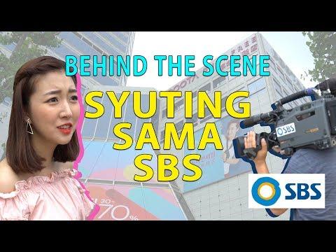 BEHIND THE SCENE SYUTING SAMA SBS