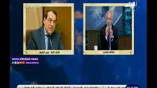 مصطفي بكري يتحدث عن أول فرقاطة مصرية الصنع     -