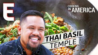Pad Krapow and Detroit's Best Thai Food at a Buddhist Temple — Cooking in America