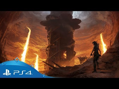 "Shadow of the Tomb Raider | A ""The Forge'"" előzetese 
