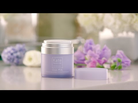 Replenish your Glow with Goat Milk Cream by Kate Somerville, featuring Katherine Schwarzenegger