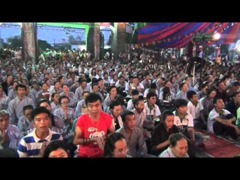 [Webcast VOD] 16-04-2014 Pháp hội tại Chơn Đức Thiền viện
