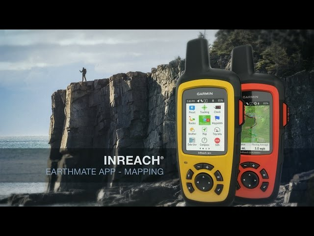 inreach se and explorer tutorial videos garmin. Black Bedroom Furniture Sets. Home Design Ideas