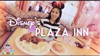 Plaza Inn Walt Disney's Favorite Restaurant at Disneyland! Disney Food