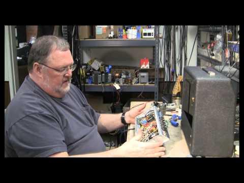 Roy Blankenship Amp Repair Shop - 1