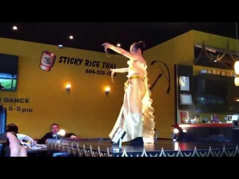 BCRestaurants.ca | BCRestaurants.ca presents | Sticky Rice Thai | Apinya Chunchoei | Thai Are
