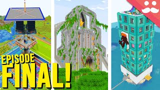 Hermitcraft 7: FINAL - SO MUCH PROGRESS!