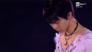 Yuzuru Hanyu - GPF16 - EX (ITA) aired on 29 12 2016 日本語翻訳付