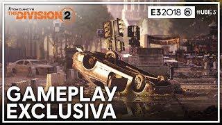 The Division 2 - Gameplay Exclusiva - E3 2018