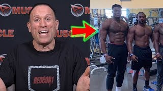 PALUMBO ON D.K. METCALF: JACKED NFL PROSPECT!