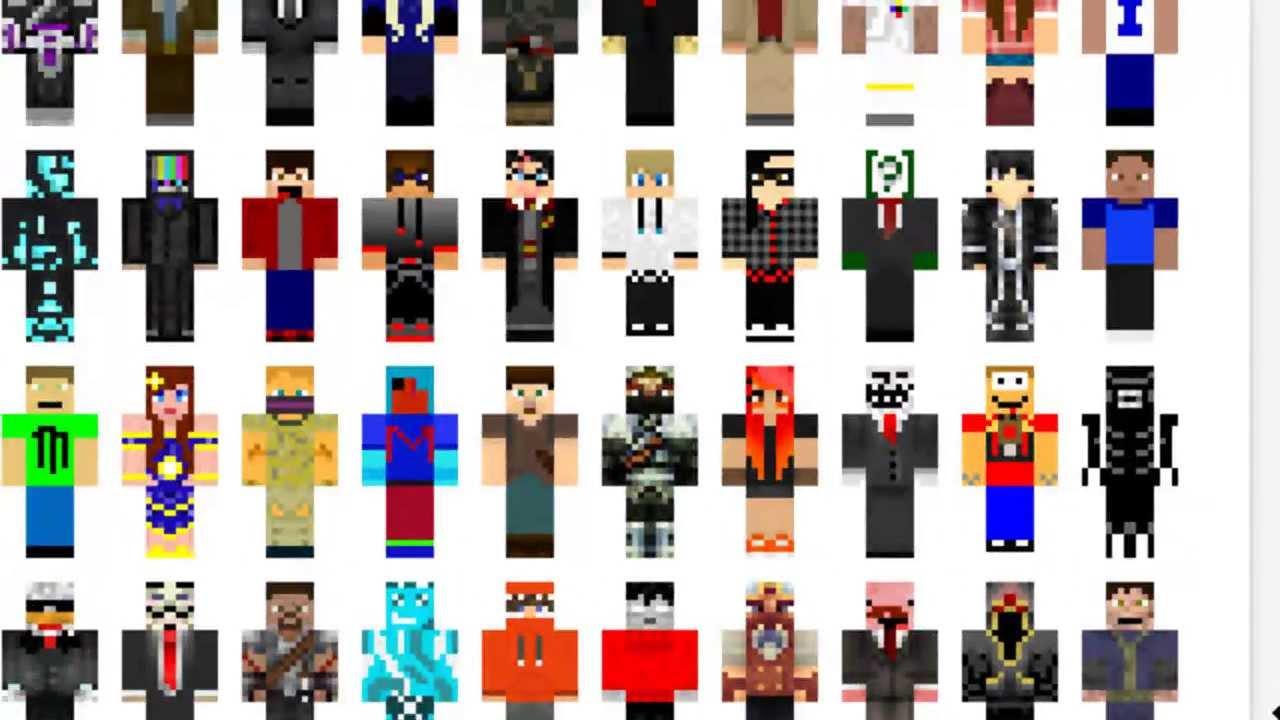 Tutoriales: Como Ponerse un Skins en Minecraft sin Pagar ...