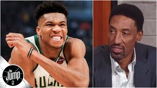 Giannis says he shouldn't have to promote himself to be MVP; is he right? | The Jump
