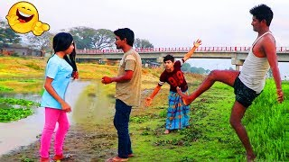Must Watch New Funny😂 😂Comedy Videos 2019 - Episode 18 || Binodon Bajar