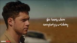 Niall Horan - On The Loose ( Lyrics Video )