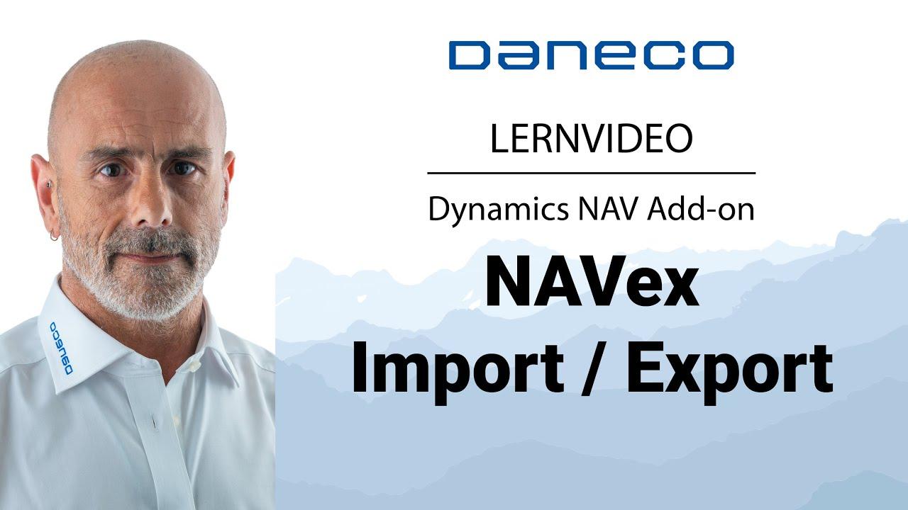 NAVex – Das Dynamics NAV Add-on für die Abwicklung von Zollsendungen