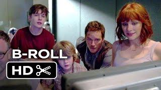Jurassic World B-ROLL (2015) - Chris Pratt, Bryce Dallas Howard Movie HD