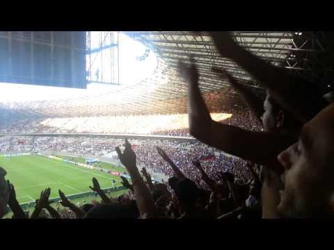 Baixar Atirei o pau no galo - Ei galo vai toma no cu - Cruzeiro x Galo - Novo Mineirão!