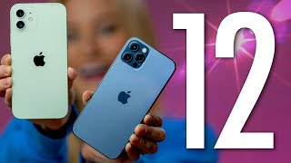 iPhone 12 and 12 Pro Unboxing!