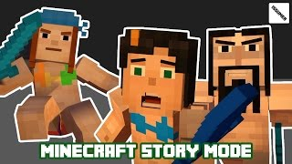 Wrong Clothes 21 Fight Minecraft Story Mode Swimsuit Skin