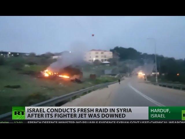 「沒啥好說,直接炸了!」 以色列空襲敘利亞、伊朗