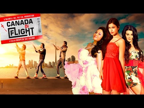 Canada Di Flight - Official Pollywood Trailer