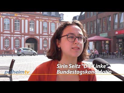 """Sirin Seitz von """"Die Linke"""" war zu Gast bei Pulheimtv."""