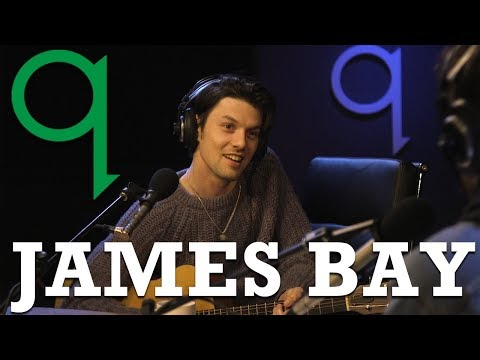 James Bay on his sophomore album Electric Light