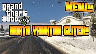 GTA 5 - How To Get To North Yankton (North Yankton Glitch PS4)