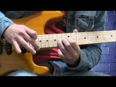 white lion - wait solo lesson