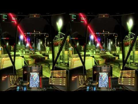 MechWarrior Online in 1440p AND 3D! YT3D - PT5
