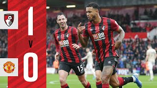 BIG WIN OVER MAN UTD 🙌 | AFC Bournemouth 1-0 Manchester United