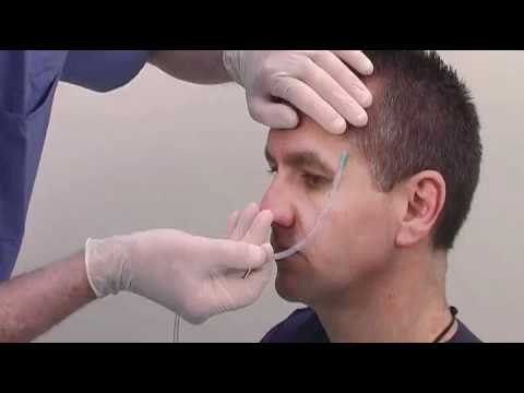 Medical Training Nasogastric Intubation