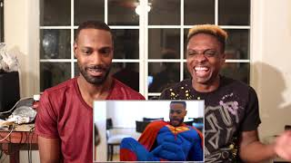 Racist Superman | Rudy Mancuso, King Bach & Lele Pons REACTION!!