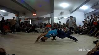 Amazon Cypher 2019 | 2vs2 | Oitavas de Finais | Sheknah Crew (Kid Rock e Kave) vs Tiago e Mayron